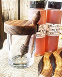 Honey Pot , Honey Pot - Turnco Wood Goods, orchard + olive  - 1