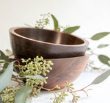 Wood Bowls , Bowls - Sanders Wood Working, orchard + olive  - 1