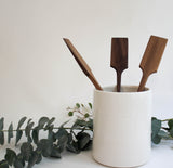 Wood Spatula , Spatula - Turnco Wood Goods, orchard + olive  - 2
