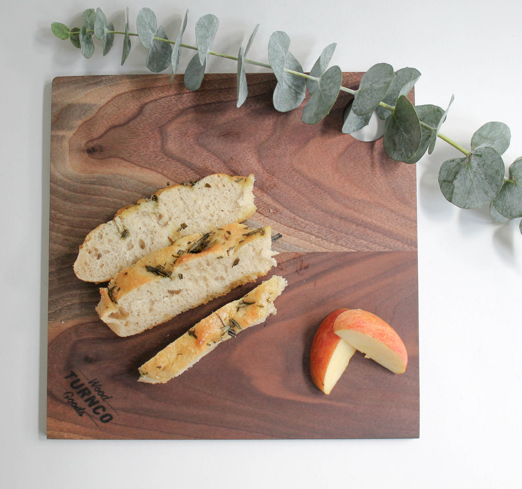 Square Cutting Board , cutting board - Turnco Wood Goods, orchard + olive  - 1