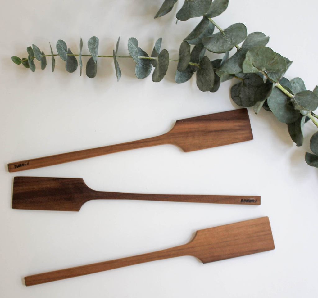 Wood Spatula , Spatula - Turnco Wood Goods, orchard + olive  - 1