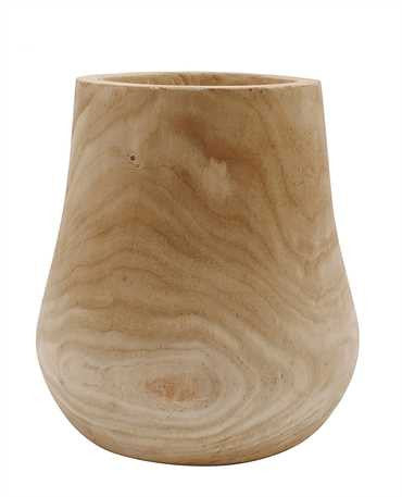 Natural Wood Planter , Planters - creative coop, orchard + olive  - 1