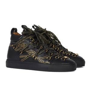 ANGELI VERGILY - Men's Future 2000 Mid- Top Black