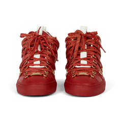 ANGELI VERGILY - Men's Future 2000 Mid - Top Scarlet Red