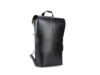 Brooks England - Piccadilly Leather Knapsack Black