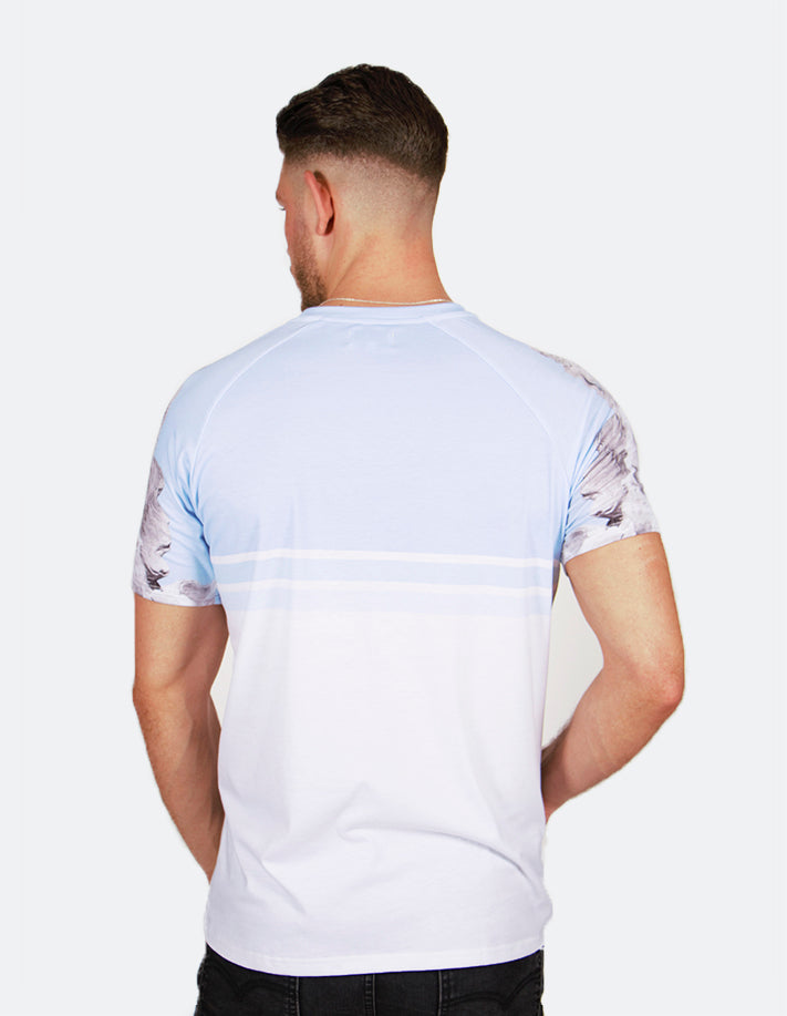 KRIOSWEAR - Blue Ocean T-shirt Back