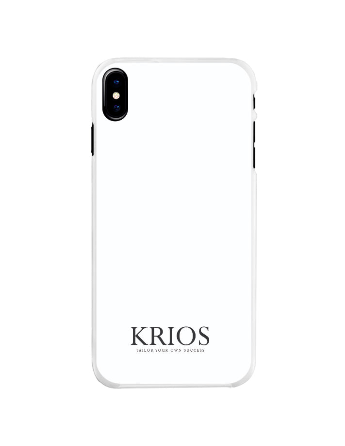KRIOS - White Phone Case