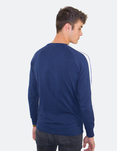 KRIOS - Sweater Navy Blue