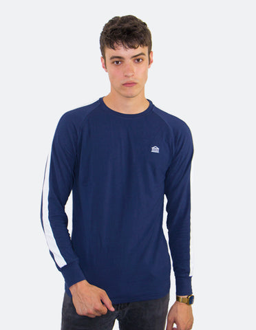 KRIOSWEAR Navy blue Sweater