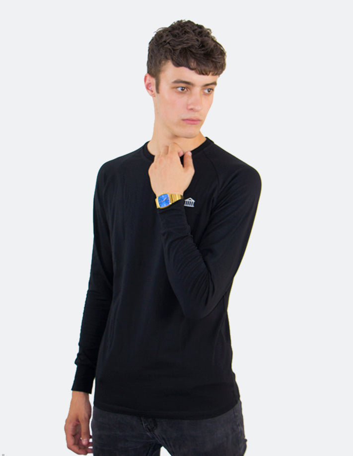 KRIOSWEAR Black Sweater