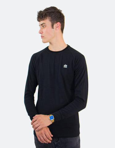 KRIOS - Sweater Black