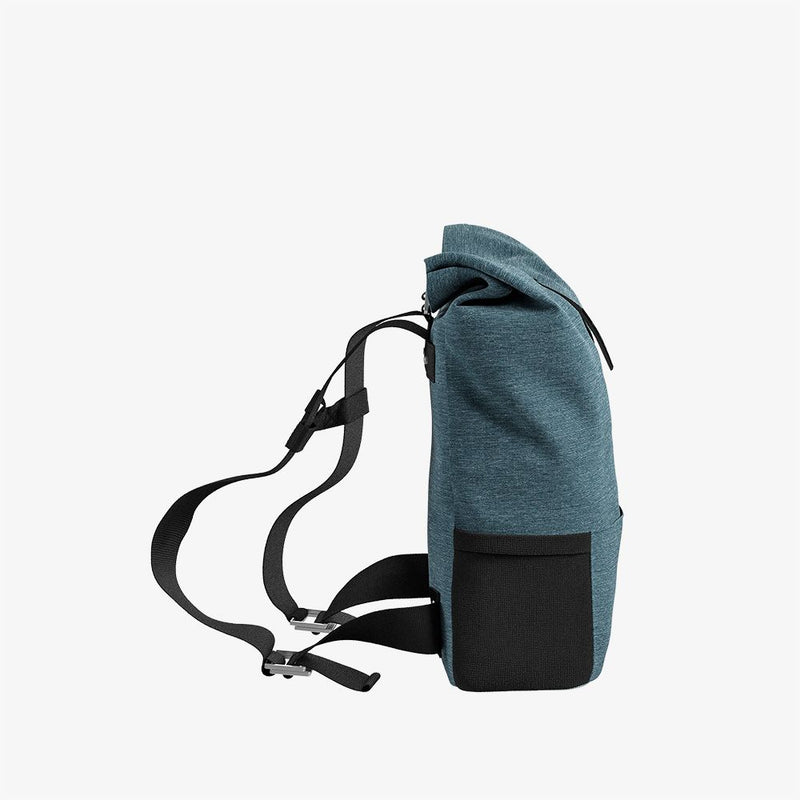 Brooks England - Pickwick Tex Nylon Backpack Blue