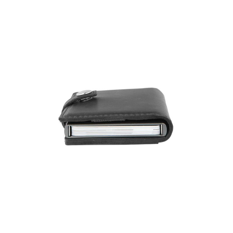 Valenta - Card Holder Plus Wallet Vintage Black