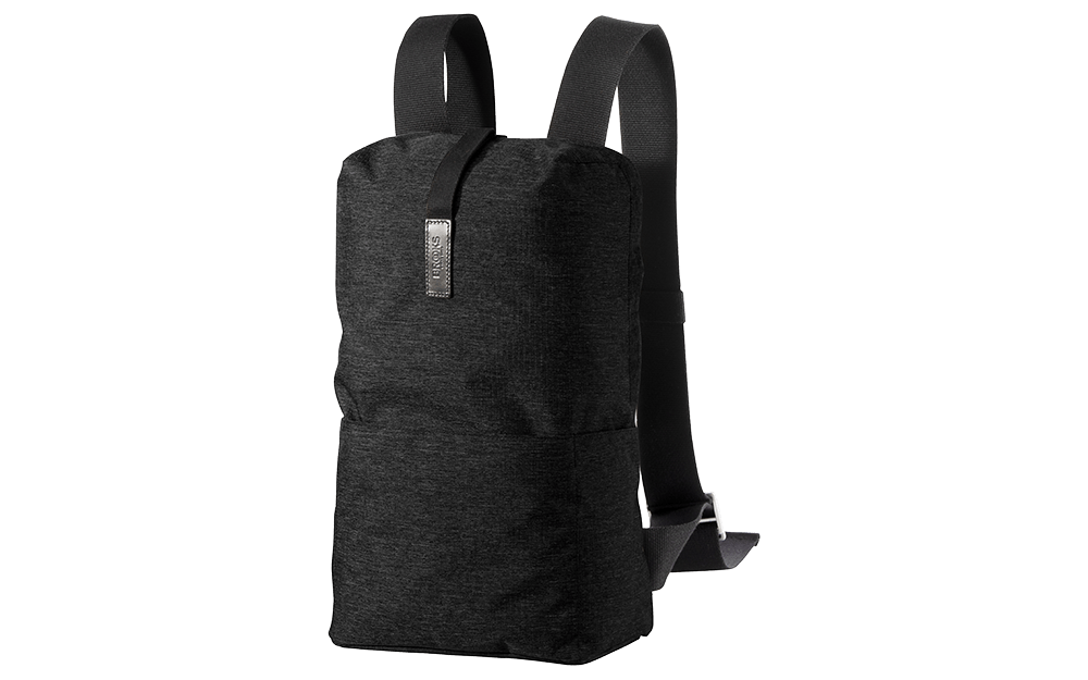 Brooks England - Dalston Tex Nylon Backpack Black