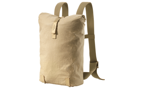 Brooks England - Pickwick Linen Backpack Cream