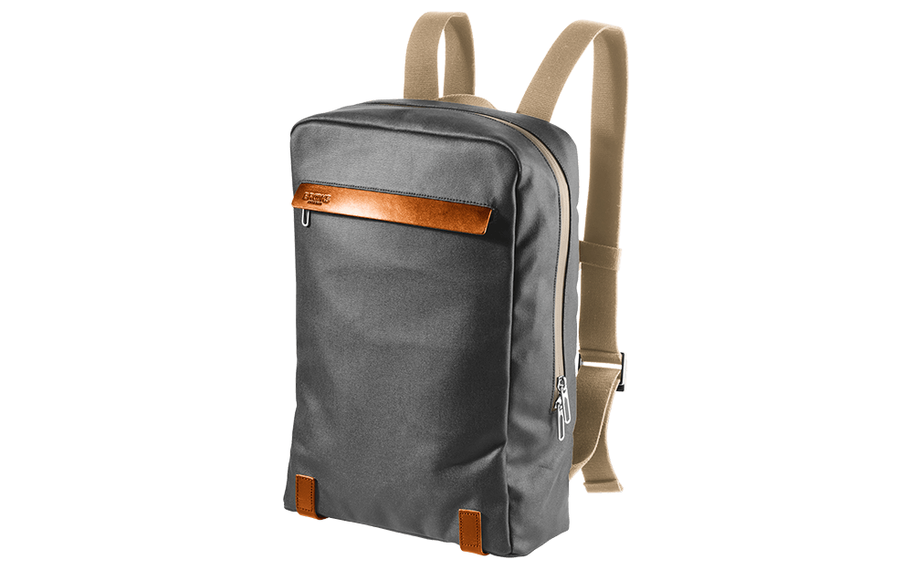 Brooks England - Pickzip Backpack Grey Small