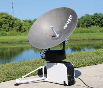 Explorer 3075GX for Inmarsat Global Xpress