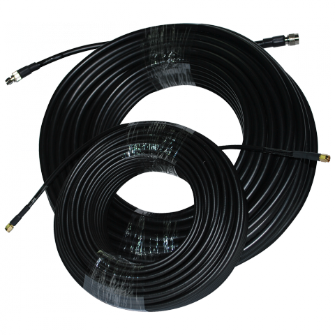 Isat Active Antenna Cable 40M