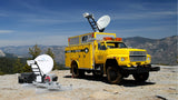 Toughsat XP 1.2M Vehicular Satellite System