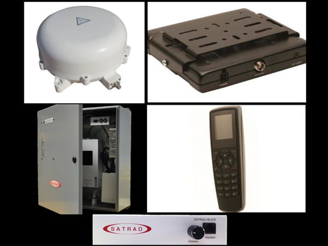 SATRAD Fixed Site System