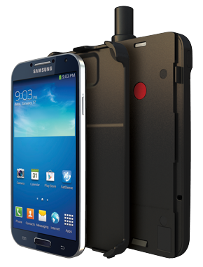Thuraya SatSleeve for Android