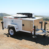 Toughsat 1.2M T-100 Mobile Satellite Internet Trailer