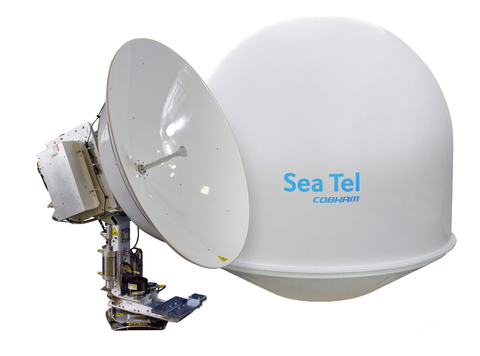 Sea Tel 5012 Ku-Band Maritime VSAT