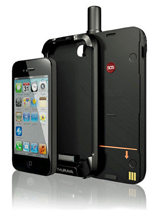 Thuraya SatSleeve for iPhone