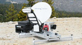 Toughsat XP .98M Vehicular Satellite System