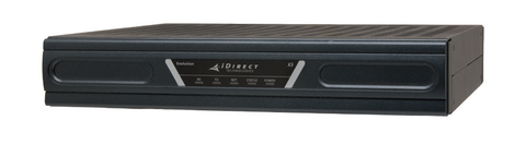 iDirect X3 Satellite Modem/Router