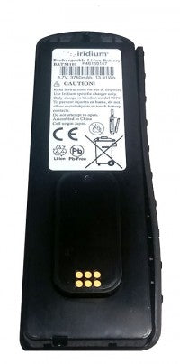 Iridium 9575 PTT High Capacity Battery