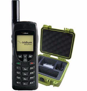 Iridium 9555 - Rental