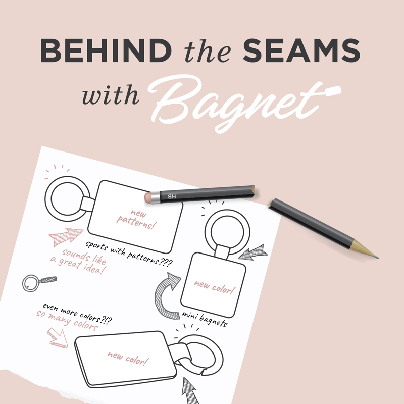 Behind the Seams: Spring Collection