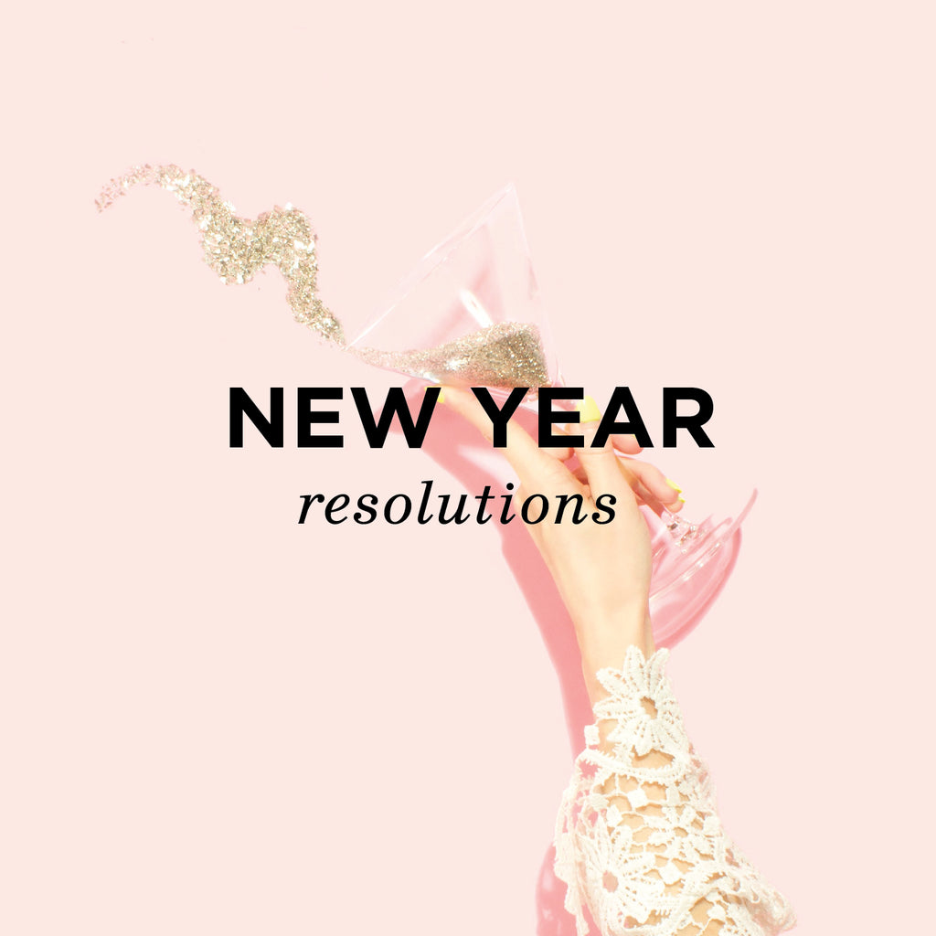 Our New Years Resolutions