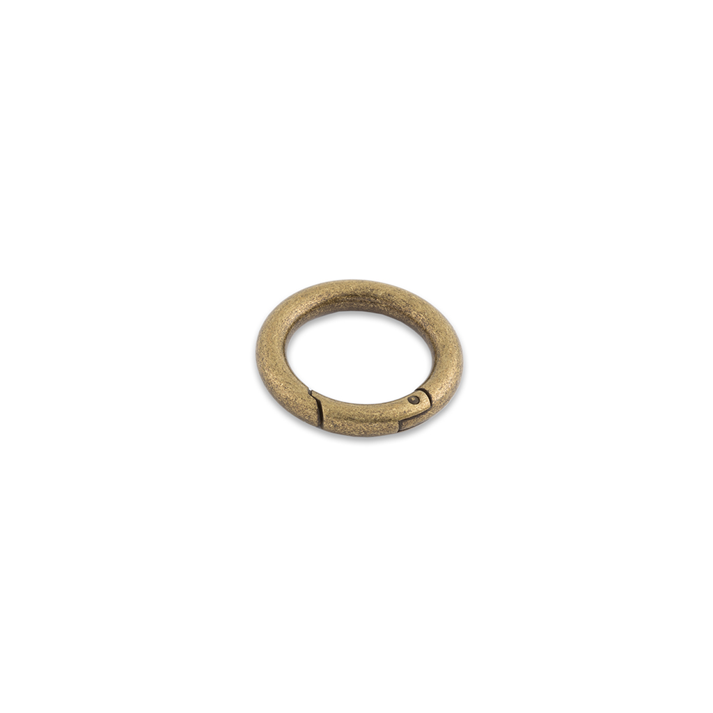 Small Antique Brass Ring