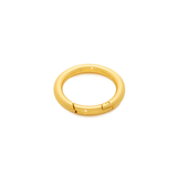 Large Shiny Gold Ring