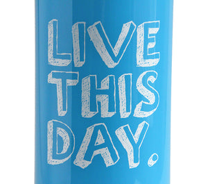 LTD. 600 Water Bottle - Blue