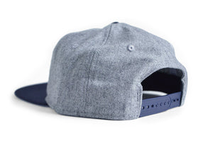 The Sankaty - Grey/Navy
