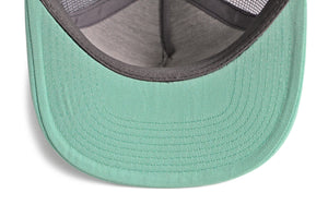 The Dolan - Mint/Charcoal