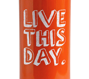 LTD. 600 Water Bottle - Orange