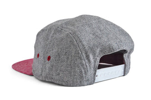 The Beacon - Grey/Red