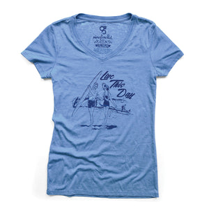 The Skipper Womens Tee