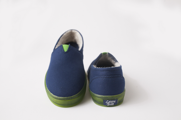 Laura Britt Espadrilles / Fleece