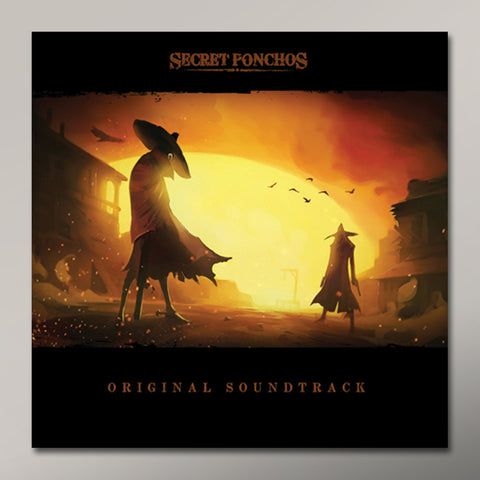 Secret Ponchos Original Soundtrack