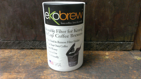 Refillable Filter for Keurig