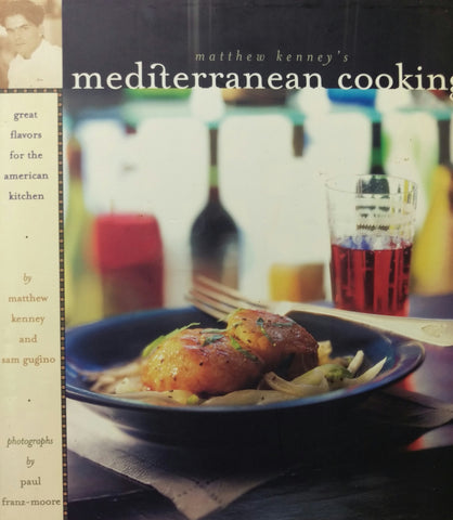 Matthew Kenney's Mediterranean Cooking