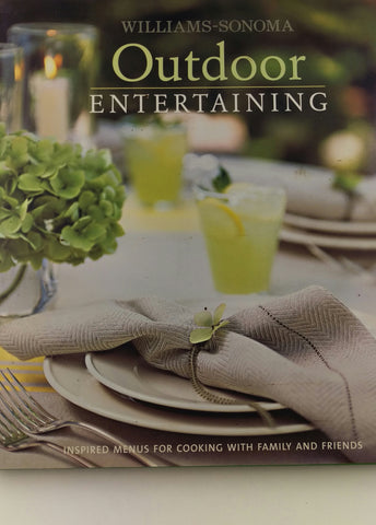 Outdoor Entertaining Williams Sonoma