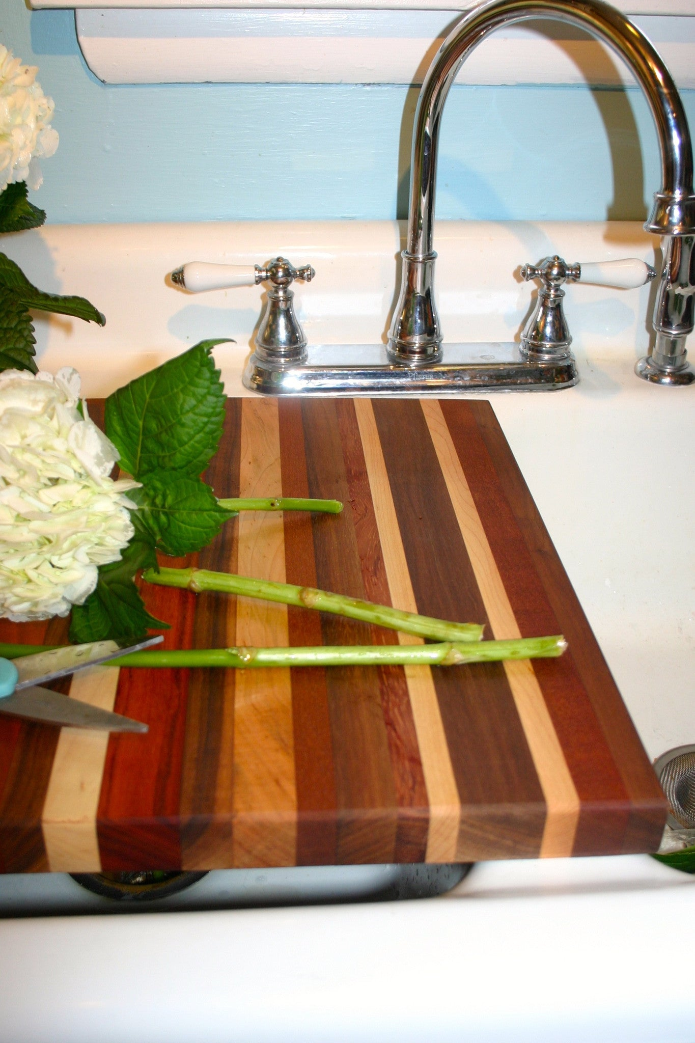 Reclaimed Cutting Boards - Large - Barefoot Dwelling