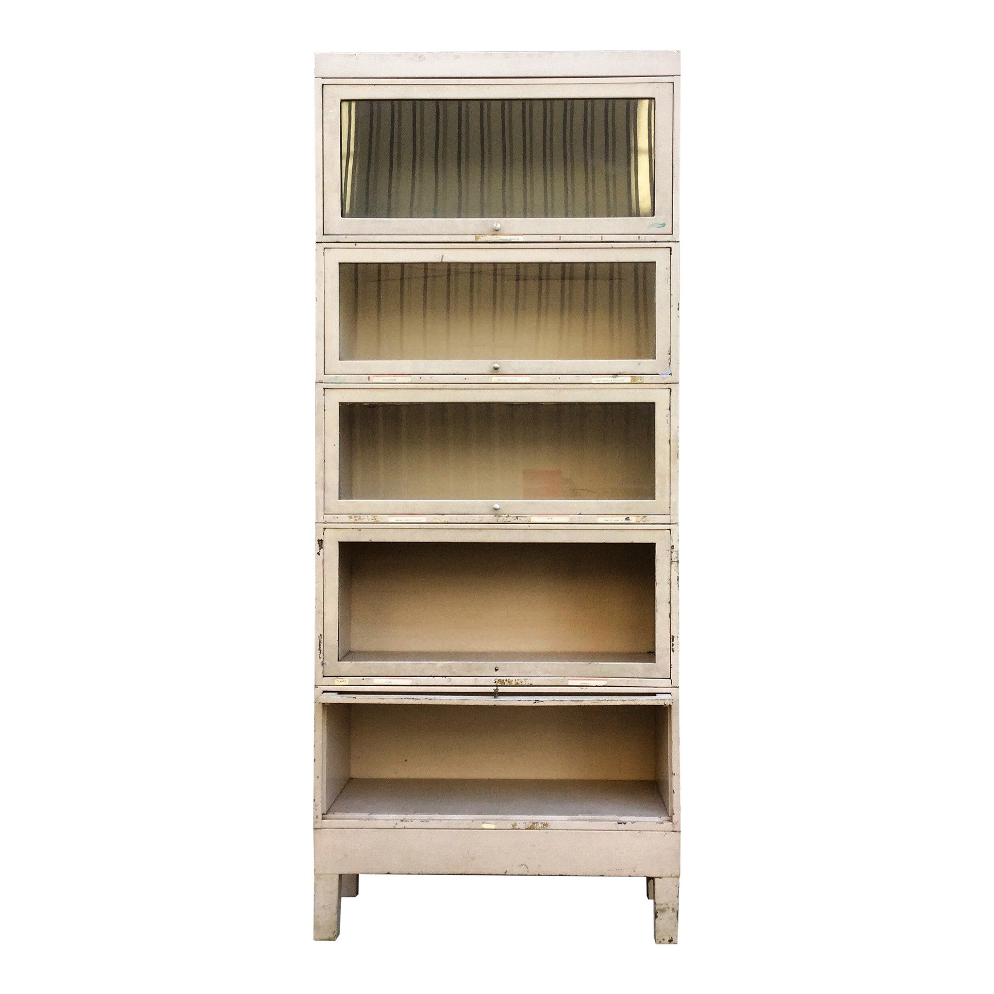 industrial barrister bookcase barefoot dwelling