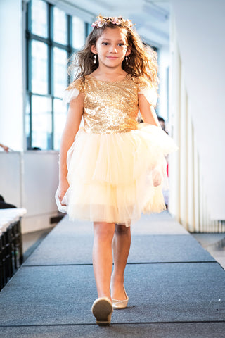 "Spring '19 - The ""Destiny"" Sequin Tutu Dress"